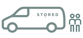 Storage pick up service