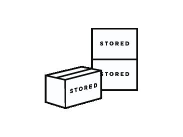 12 sqt ft student storage unit